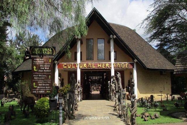 Cultured Heritage Centers